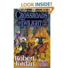 Crossroads Of Twilight  #robert #jordan #chrossroads #twilight #wheel #of #time #book #read
