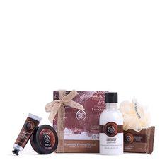 The Body Shop Gifts, The Body Shop Uk, Body Shop Tea Tree, Body Shop At Home, Coconut Soap, Organic Coconut Oil, Cheveux Ternes, Cream Baths