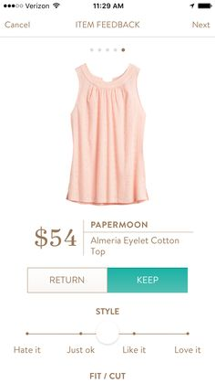 #stitchfix @stitchfix stitch fix https://www.stitchfix.com/referral/3590654 Love this! Does it come in a different color?