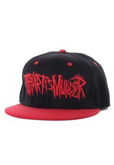 Thy Art Is Murder - Splatter Logo - Cap - Official Merch Store - Impericon.com…