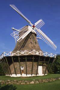 Windmill, Aeroskoeing, Aero, Denmark