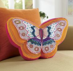 Womens Fashion - Jewelry, Shoes, Home Décor, Gifts Book Pillow, Reading Pillow, Pillow Talk, Butterfly Cushion, Butterfly Frame, Fashion Design Classes, Felt Cushion, Rainbow Room, Recycled Sweaters