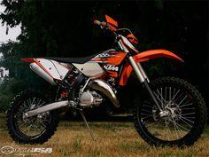 KTM 150 XC - I want!!