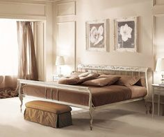 traditional double bed SICHE GIUSTI PORTOS
