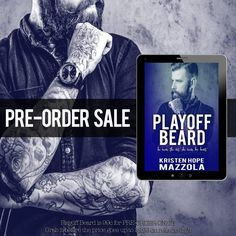 Playoff Beard by Kristen Hope Mazzola is coming onJUNE 15th! Preorder NOW for only 99c!  Amazon US:http://amzn.to/2sb62Ry Amazon UK:http://amzn.to/2rS13YZ  One attraction  a secret kept between friends for years.  Thats all it took to start one of the biggest love affairs to hit the NY Otters since Gavin and Myla. After getting his heart stomped on by a cheating ex-wife Will Crosby doesnt know what hes going to do next but its not a relationship. Instead he throws his entire self into the…