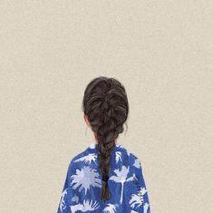 30 Best Ideas For Cool Art Drawings Doodles Illustrations Tumblr Girl Drawing, Cute Girl Drawing, Girly Drawings, Cool Art Drawings, Cute Couple Art, Digital Art Girl, Anime Scenery, Anime Art Girl, Aesthetic Art