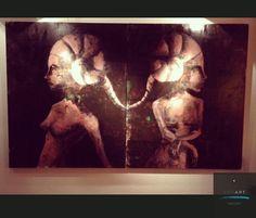 Kopart Gallery Yağızhan Çalışkan Çalışmaları... #art