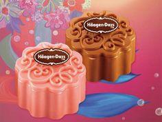 Haagen-dazs ice cream mooncake?