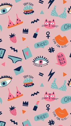 Apple Watch Wallpaper, Cute Wallpaper For Phone, Flower Phone Wallpaper, Cute Patterns Wallpaper, Cellphone Wallpaper, Painting Wallpaper, Print Wallpaper, Wallpaper Backgrounds, Love Wallpapers Romantic