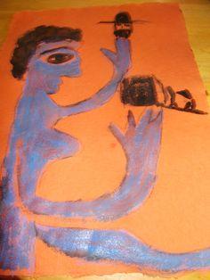 Sipora 2/2 Ancient Selfie A3