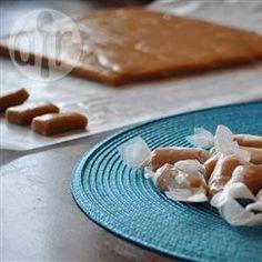 Bala de caramelo @ allrecipes.com.br