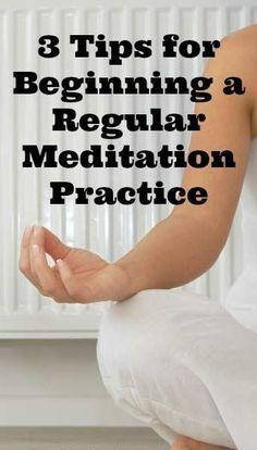 #Mediation #Tips For #Beginners.