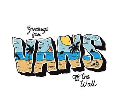 """vans off the wall"" Stickers by JakeKratzer Vans Logo, Plakat Design, Skate Art, Skateboard Design, School Signs, Vans Off The Wall, Surf Art, Transparent Stickers, Wall Collage"