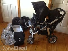ICandy Pear/Apple Double Buggy For Sale in Cork : - DoneDeal. Double Buggy, Getting Ready For Baby, Cork, Pear, Baby Strollers, Apple, Children, Baby Prams, Apple Fruit