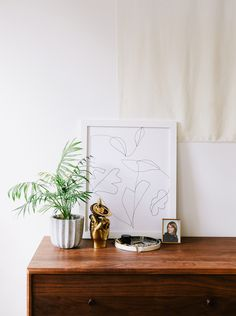 A Serene Home in Greenpoint | A Cup of Jo