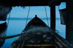 Barco de pesca by Bibiana Mandagará on 500px