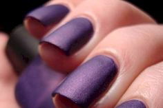 """""""If I'm making soup or boiling pasta, I'll put on two quick coats of nail polish. While they're still wet, I'll hold my nails for three seconds over the steam coming from the simmering food, keeping them about 5 inches above the water. Then I watch the magic happen: My glossy painted nails turn matte-sexy.""""—Michelle Phan"""
