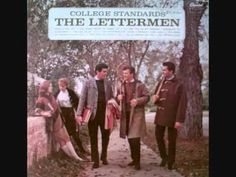 The Lettermen - The Sweetheart of Sigma Chi (1963)  This was one of my favourite albums.  What a great group!