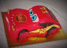 From the facorite cartoon film Cars the central character Mc Queen
