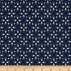 297c78db94d STOF France Taylor Stretch Jersey Knit Marine - Discount Designer Fabric -  Fabric.com How