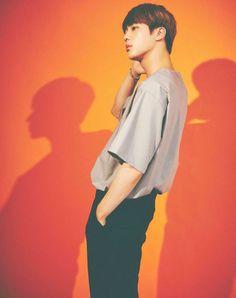 Jin for NON•NO Magazine
