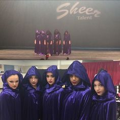 "More pictures of the group ""Purple Fame"" from today's competition. It was in honour of Prince! Dance moms season 6 episode 24"