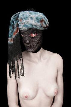 "Saatchi Art Artist Marco Lugli; Photography, ""Taliban 's Wife # 3"" #art"