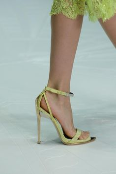 Roberto Cavalli_Sexy sandals on the runway from the SS 2013 collection! FOLLOW ON : http://pinterest.com/riccai/made-in-women/