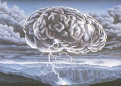 The perfect (brain) storm