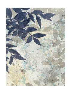 Aquarelle Shadows I Umělecká reprodukce