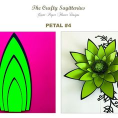 You too can make beautiful flowers with the right templates at the right price