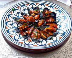 Ručak kod Mucike: Galicijske dagnje u pikantnom umaku/tapas