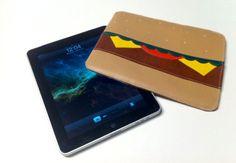 Burger iPad Sleeve