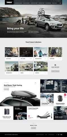 Thule Re-Design Concept by Mykolas Puodžiūnas