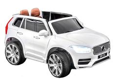 Power Wheels For Kids Volvo XC90 | White