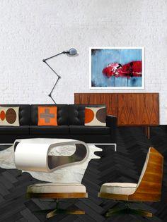 modern interior design modern furniture art mid century