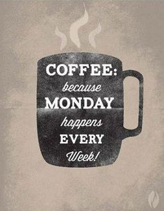 Happy Monday! ;) Who started their week with #FairTrade #coffee?!