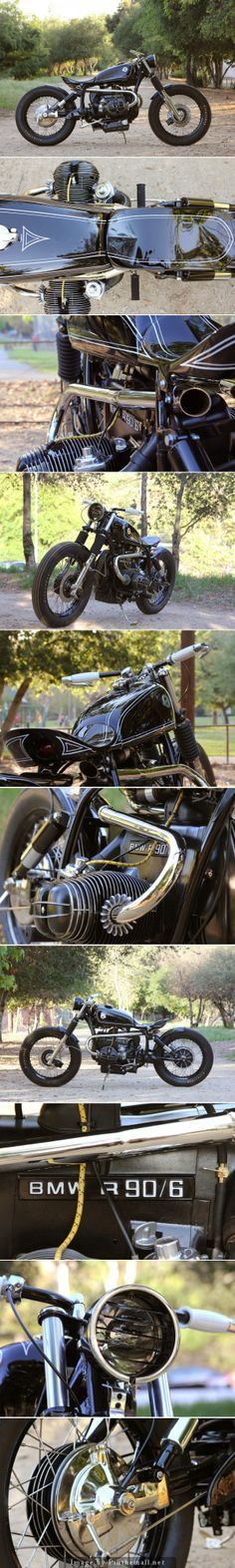 BMW R90/6 Custom Click to read more