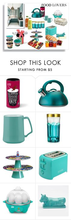 """""""Teal Food Gifts"""" by kleinwillwin ❤ liked on Polyvore featuring interior, interiors, interior design, thuis, home decor, interior decorating, Primula, Dansk, Forzieri en Poetic Wanderlust"""