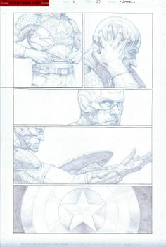 Kwan Chang :: For Sale Artwork :: Avengers # 1 by artist Jerome Opena