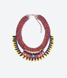 Pin for Later: 431 Truly Awesome Fashion Gifts For Everyone on Your List  Zara Braided Necklace ($30)