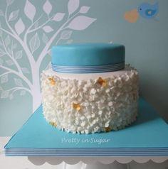 Blue Cake | Bolo Azul
