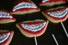 This would be fun for a party for my husbands employees when he's a dentist.