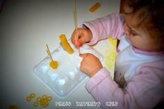 penso+invento+creo: Giochi da fare in casa per bambini da 0 a 2 anni