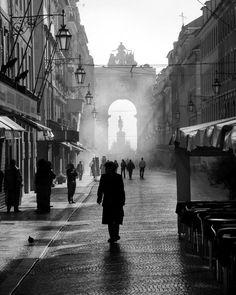 Karl Houtteman | Lisboa street