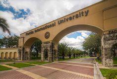 Virtual Campus Tour of Florida International University by YouVisit