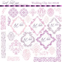 Hey, I found this really awesome Etsy listing at https://www.etsy.com/listing/156875963/damask-clipart-scrapbook-frames-border