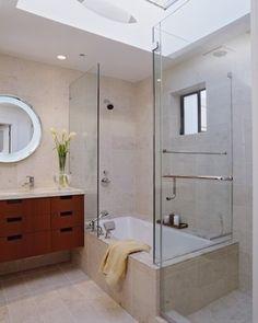 Sunken Tub Shower Combination | Tub Shower from Artweger ...