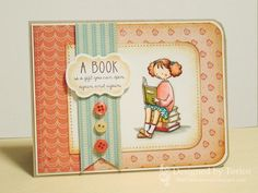 A book is a gift... by Torico @2peasinabucket