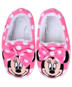 Slippers for Girls Disney Minnie Mouse Warm Fur Indoor Pink Shoes Minnie Mouse Slippers, Minnie Mouse Pink, Pink Rain Boots, Girls Shoes Online, Unicorn Fashion, Baby Doll Accessories, Slippers For Girls, Girls Sneakers, Pink Shoes